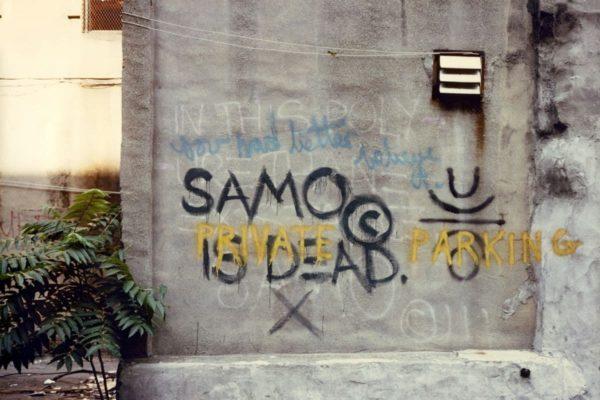 pared basquiat