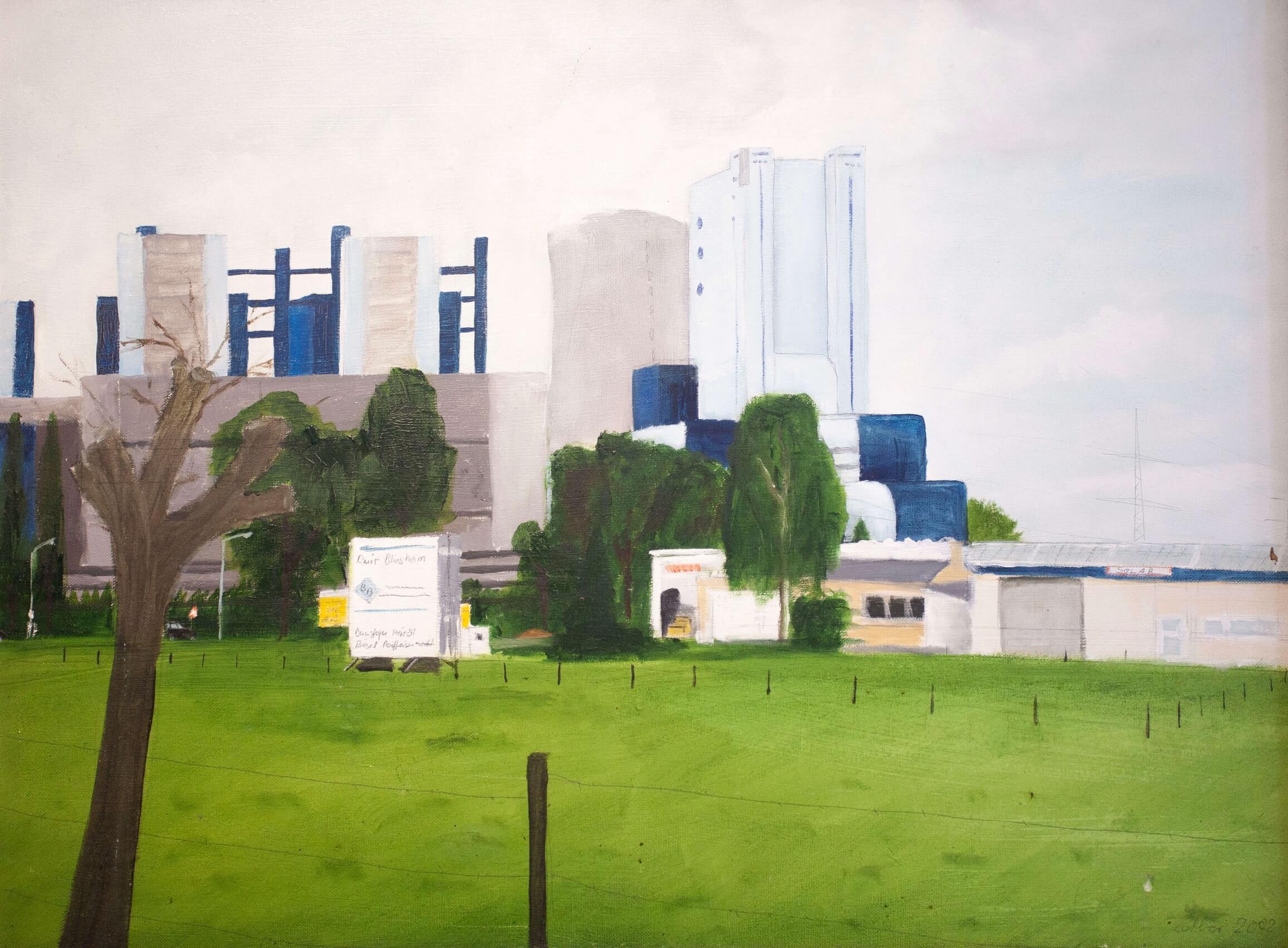 Kraftwerk Niederaussem II